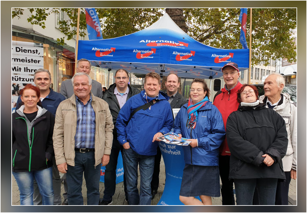 Infostand Hannover